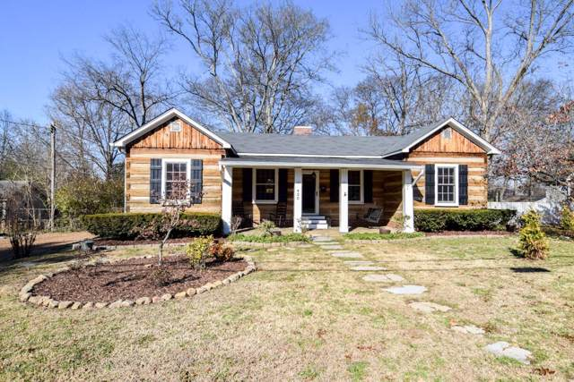 420 E Eastland St, Gallatin, TN 37066 (MLS #RTC2102956) :: Village Real Estate