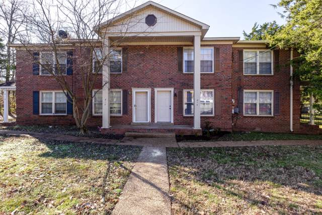814 Holder Ct, Nashville, TN 37217 (MLS #RTC2102976) :: Five Doors Network