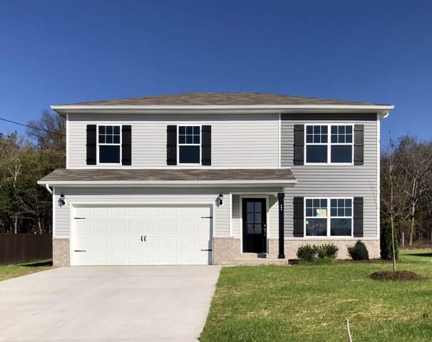 307 Amit Street, La Vergne, TN 37086 (MLS #RTC2103000) :: Village Real Estate