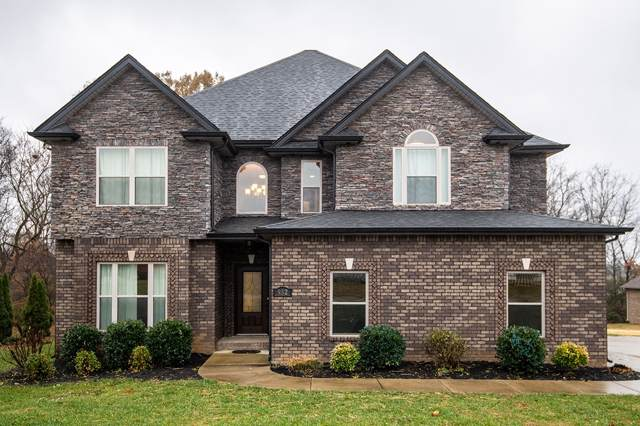 932 Filmore Harris Rd, Pleasant View, TN 37146 (MLS #RTC2103041) :: Village Real Estate