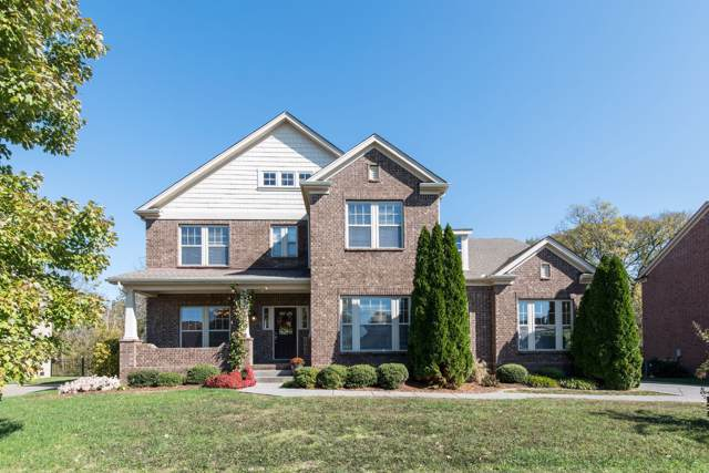 1042 Cantwell Place, Spring Hill, TN 37174 (MLS #RTC2103143) :: Village Real Estate
