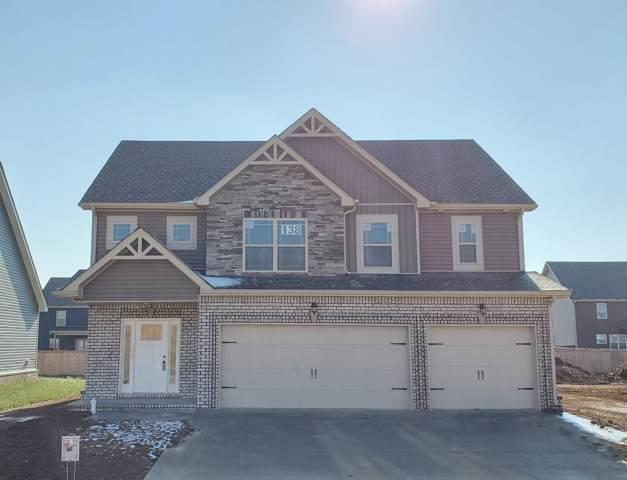 1120 Christian James Court, Clarksville, TN 37043 (MLS #RTC2103161) :: Village Real Estate