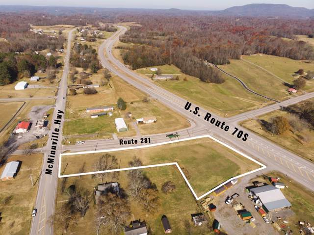 0 Mcminnville Hwy, Woodbury, TN 37190 (MLS #RTC2103183) :: John Jones Real Estate LLC