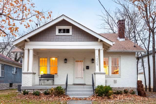 1225 Villa Pl, Nashville, TN 37212 (MLS #RTC2103296) :: Oak Street Group