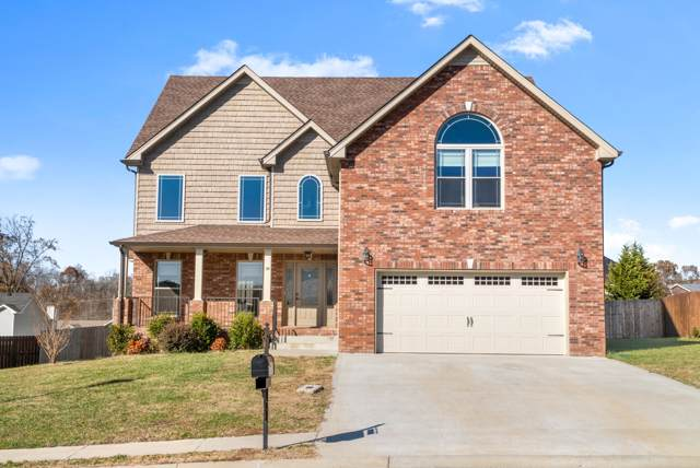 169 Kingstons Cove, Clarksville, TN 37042 (MLS #RTC2103337) :: Village Real Estate
