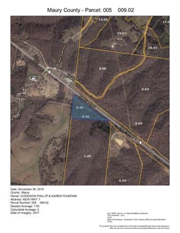 0 New Highway 7, Santa Fe, TN 38482 (MLS #RTC2103345) :: Ashley Claire Real Estate - Benchmark Realty