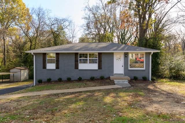 123 Luna Dr, Nashville, TN 37211 (MLS #RTC2103360) :: RE/MAX Choice Properties