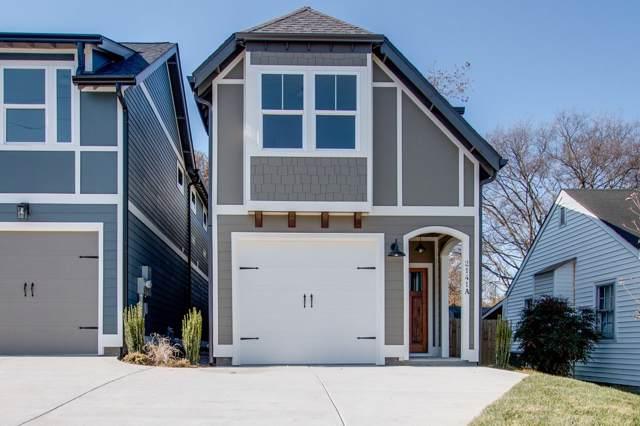 2141A Rosemary Ln, Nashville, TN 37210 (MLS #RTC2103380) :: Village Real Estate