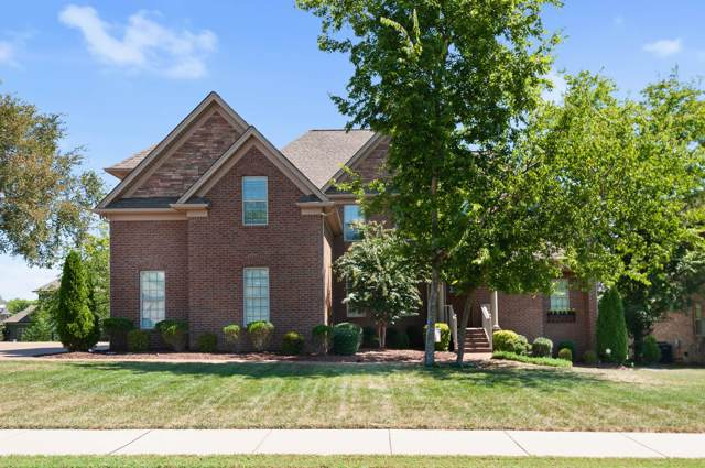 2076 Autumn Ridge Way, Spring Hill, TN 37174 (MLS #RTC2103449) :: FYKES Realty Group