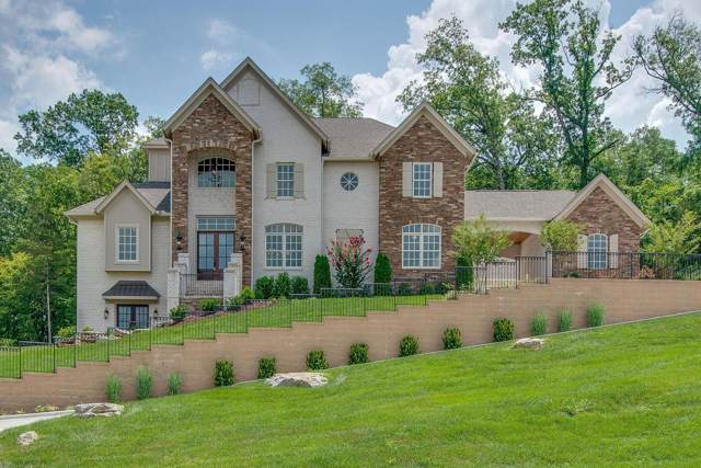 1806 Terrabrooke Ct, Lot 7, Brentwood, TN 37027 (MLS #RTC2103472) :: Berkshire Hathaway HomeServices Woodmont Realty