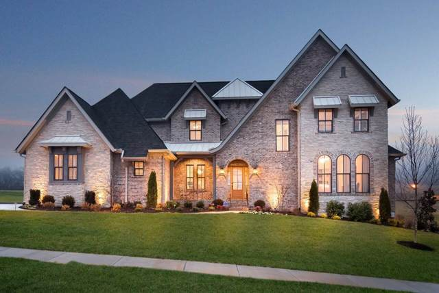 6003 Lookaway Circle -Model Hom, Franklin, TN 37067 (MLS #RTC2103477) :: Berkshire Hathaway HomeServices Woodmont Realty
