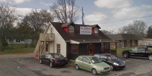 5264 Murfreesboro Rd, La Vergne, TN 37086 (MLS #RTC2103492) :: John Jones Real Estate LLC