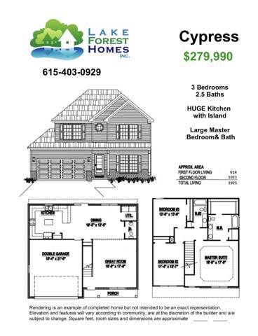 114 Kalman Minuskin Blvd, La Vergne, TN 37086 (MLS #RTC2103509) :: Village Real Estate