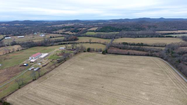 0 Parker Sain Rd., Bell Buckle, TN 37020 (MLS #RTC2103559) :: The Helton Real Estate Group