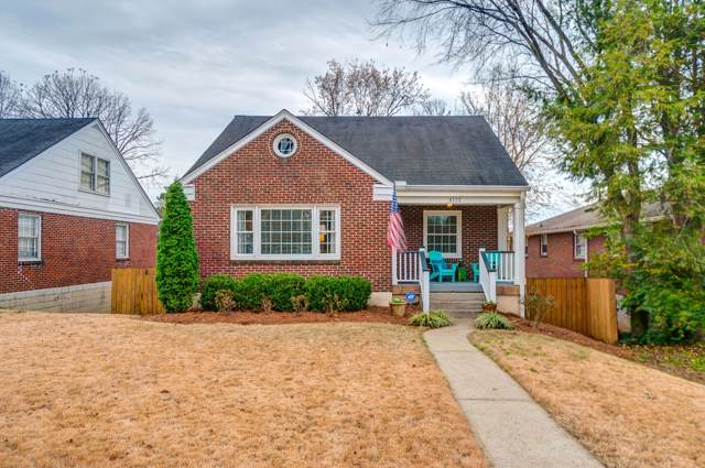 4113 Utah Ave, Nashville, TN 37209 (MLS #RTC2103591) :: Ashley Claire Real Estate - Benchmark Realty