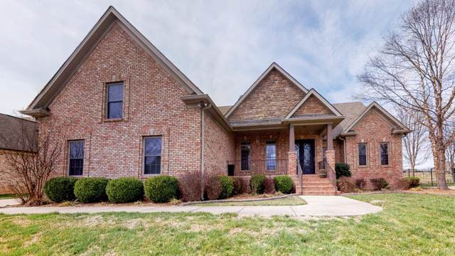2480 Settlers Trce, Clarksville, TN 37043 (MLS #RTC2103607) :: Village Real Estate