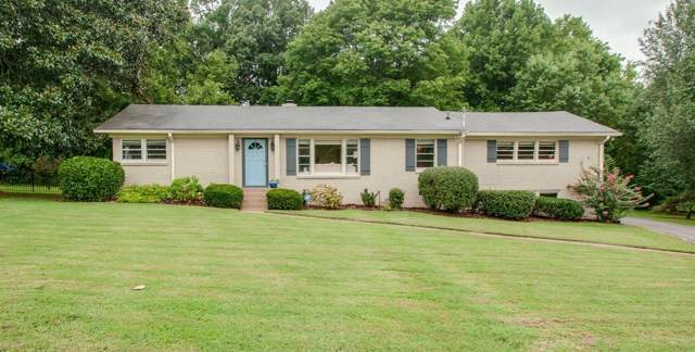 4419 Milesdale, Nashville, TN 37204 (MLS #RTC2103636) :: Village Real Estate