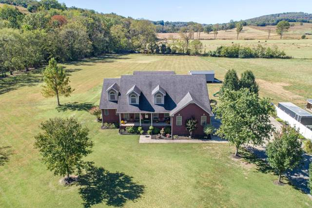 663 Beech Log Rd, Watertown, TN 37184 (MLS #RTC2103697) :: CityLiving Group