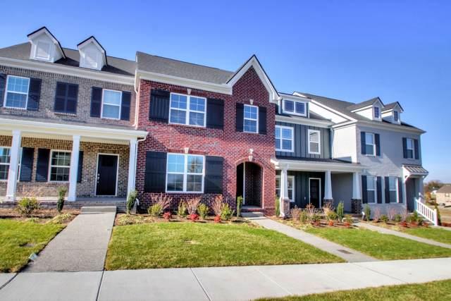 369 Carriage House Lane - L509, Hendersonville, TN 37075 (MLS #RTC2103755) :: The Huffaker Group of Keller Williams