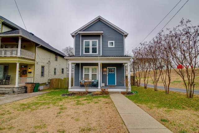 707 Buchanan St, Nashville, TN 37208 (MLS #RTC2103804) :: The Miles Team | Compass Tennesee, LLC