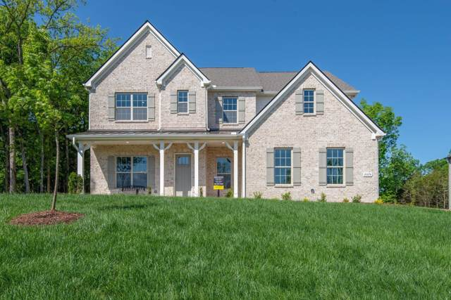 2075 Catalina Way / Model Home, Nolensville, TN 37135 (MLS #RTC2103856) :: RE/MAX Homes And Estates