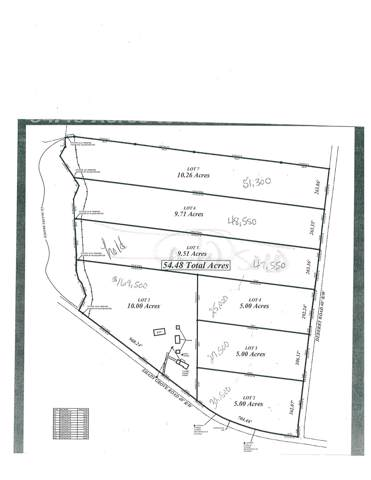 0 Deberry Rd (Lot 6), Morrison, TN 37357 (MLS #RTC2103929) :: HALO Realty