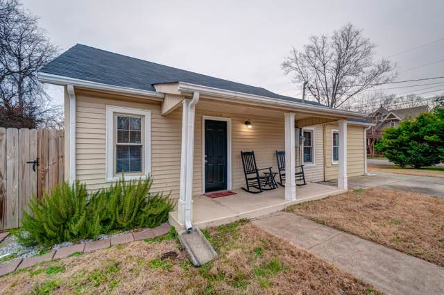 106 Buford Street, Franklin, TN 37064 (MLS #RTC2103939) :: Berkshire Hathaway HomeServices Woodmont Realty