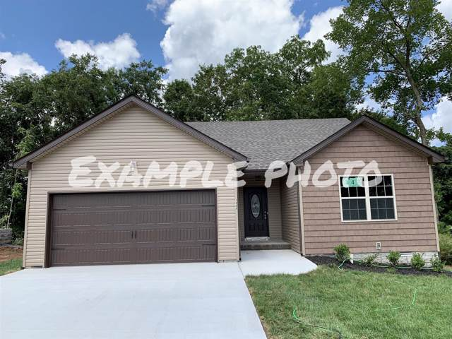 1752 Rains Rd., Clarksville, TN 37042 (MLS #RTC2103950) :: RE/MAX Homes And Estates