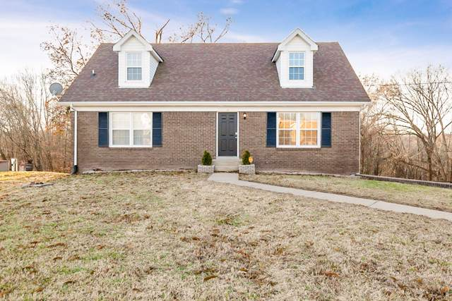 1012 Dominion Dr, Clarksville, TN 37042 (MLS #RTC2103961) :: Village Real Estate