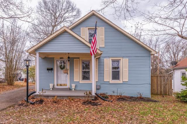 712 W Walnut St, Dickson, TN 37055 (MLS #RTC2104043) :: Village Real Estate