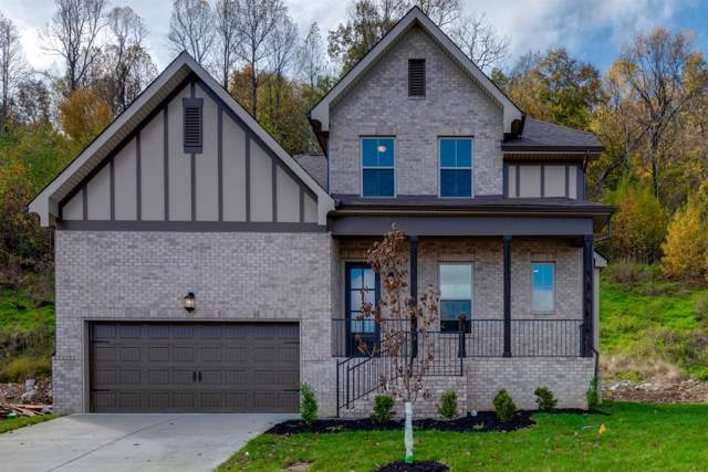 572 Summit Oaks Ct, Lot 18, Nashville, TN 37221 (MLS #RTC2104075) :: Five Doors Network