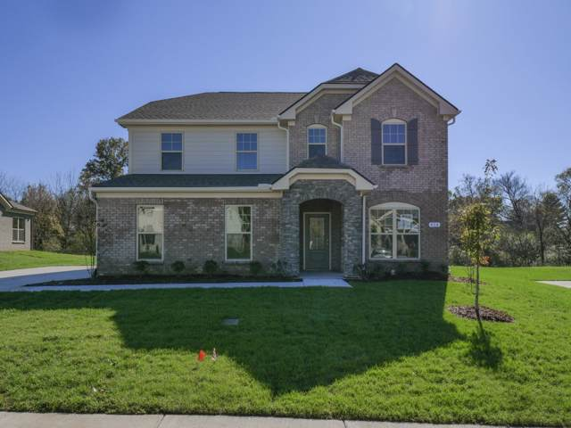 414 Norman Way #88, Hendersonville, TN 37075 (MLS #RTC2104098) :: RE/MAX Homes And Estates