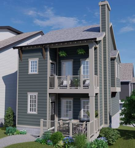 3308 Joggers Pass, Lot 22, Nashville, TN 37206 (MLS #RTC2104170) :: REMAX Elite