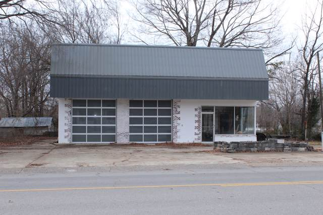 406 W College St, Dickson, TN 37055 (MLS #RTC2104188) :: Village Real Estate