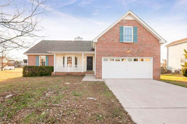 1288 Archwood Dr, Clarksville, TN 37042 (MLS #RTC2104211) :: RE/MAX Homes And Estates