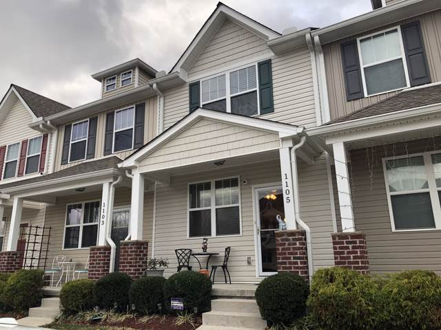 1105 Ransom Way, Nashville, TN 37217 (MLS #RTC2104214) :: REMAX Elite
