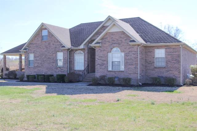 802 Red Hill Rd, Woodbury, TN 37190 (MLS #RTC2104225) :: John Jones Real Estate LLC