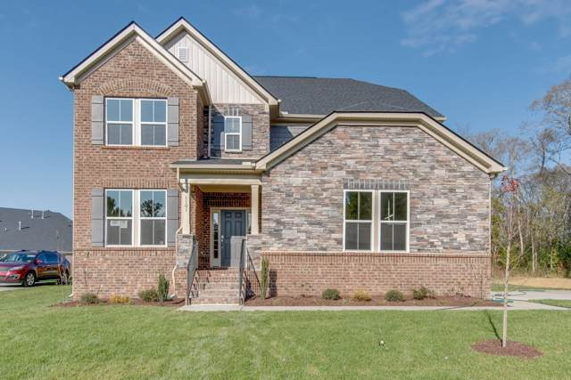 1101 Crossfield Dr, Nolensville, TN 37135 (MLS #RTC2104233) :: Village Real Estate