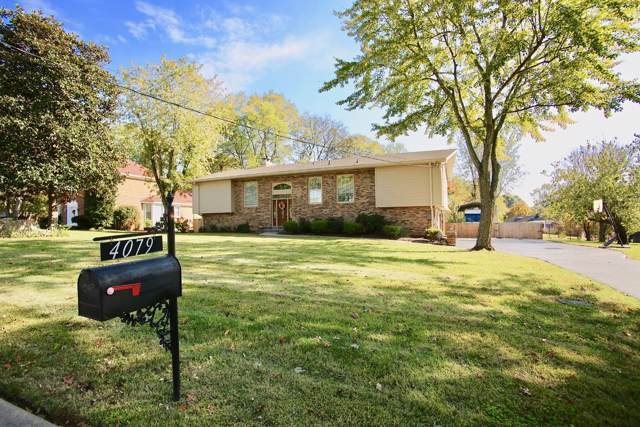 4079 Lake Pkwy, Hermitage, TN 37076 (MLS #RTC2104235) :: Katie Morrell / VILLAGE