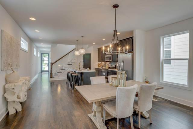 917C 30Th Ave N, Nashville, TN 37209 (MLS #RTC2104304) :: Ashley Claire Real Estate - Benchmark Realty