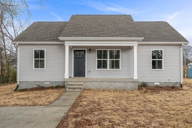 206 23rd Ave E, Springfield, TN 37172 (MLS #RTC2104324) :: Village Real Estate