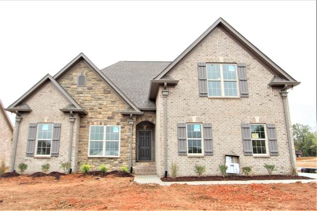 811 Jersey #32-C, Clarksville, TN 37043 (MLS #RTC2104326) :: FYKES Realty Group