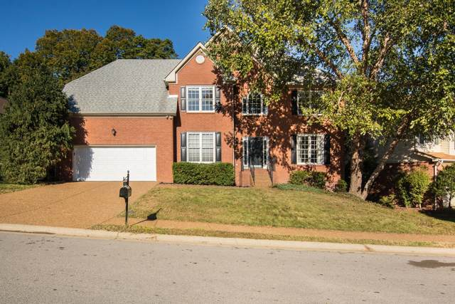 5357 Fredericksburg Way W, Brentwood, TN 37027 (MLS #RTC2104382) :: Black Lion Realty