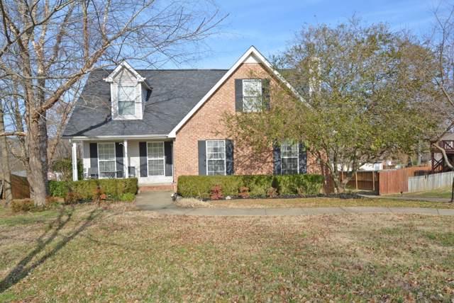 719 Meadowgate Ln, Clarksville, TN 37040 (MLS #RTC2104565) :: Village Real Estate