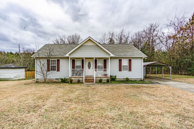 1170 Dodson Dr, Lewisburg, TN 37091 (MLS #RTC2104576) :: Nashville on the Move