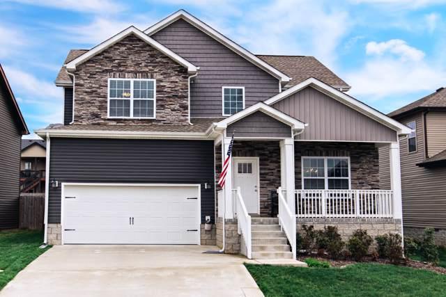 1199 Belvoir Ln, Clarksville, TN 37040 (MLS #RTC2104579) :: FYKES Realty Group