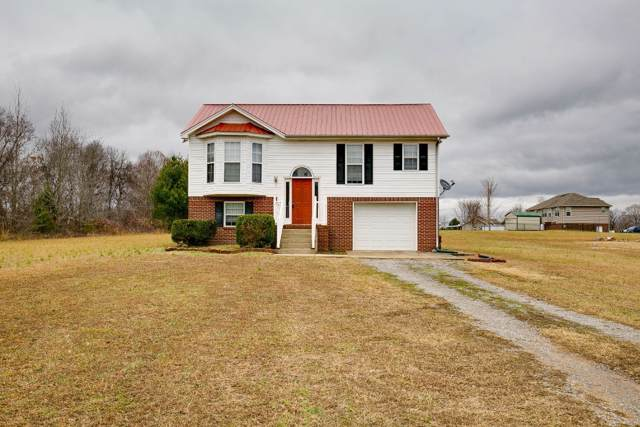 1316 Porter Morris Rd, Chapmansboro, TN 37035 (MLS #RTC2104598) :: Village Real Estate