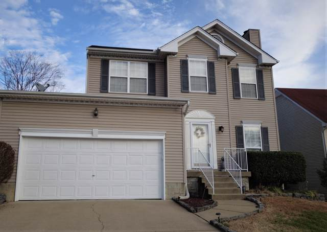 3009 Creekview Ln, Goodlettsville, TN 37072 (MLS #RTC2104666) :: Village Real Estate