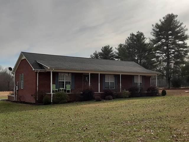 78 Lovers Ln, Lawrenceburg, TN 38464 (MLS #RTC2104704) :: Village Real Estate