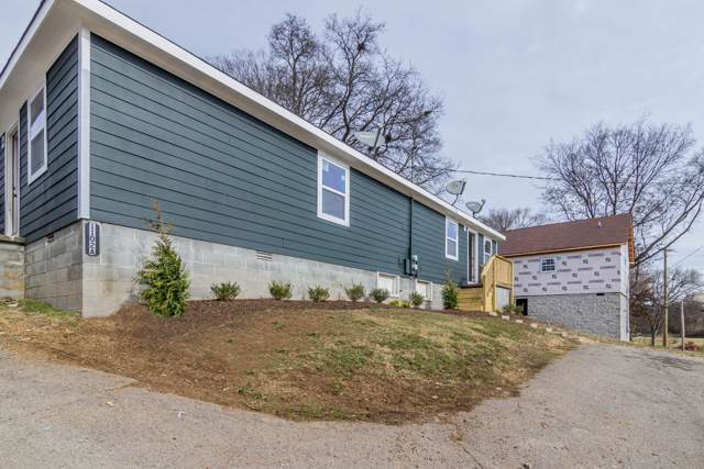 1102A Cecilia Ave A, Nashville, TN 37208 (MLS #RTC2104722) :: Berkshire Hathaway HomeServices Woodmont Realty